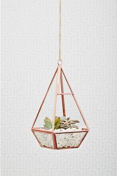 Oola Rose Gold Terrarium at Joy, £20