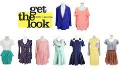 my urge to simplify my wardrobe