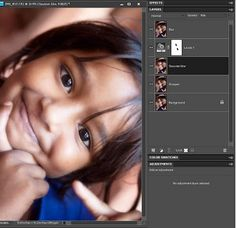 Tips and tricks for Photoshop Elements: How to add soft glow to a potrait and make skin beautiful?
