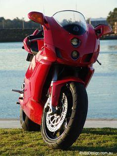 Ducati 749 Blackwattle Bay