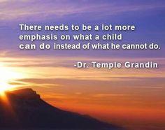 Temple Grandin--speaks the truth