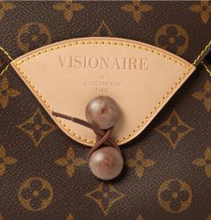 VISIONAIRE / Fashion Special Limited Edition Portfolio in Leather Louis Vuitton Case > $9580