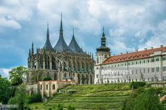 st barbara's church bohemia | Kutna Hora Stock Photos and Pictures | Getty Images