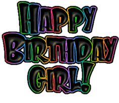 Happy Birthday Teen Girl | Happy Birthday Fatima!!!