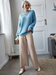 Casual Work Outfits, Fall Outfits, Cute Outfits, Pastell Fashion, Work Fashion, Trendy Fashion, 50 Fashion, Fall Fashion Trends, Autumn Fashion