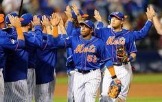 Los Mets se tomaron revancha de Chase Utley de manera despiadada. Yoenis Céspedes disparó un descomunal jonrón de tres carreras