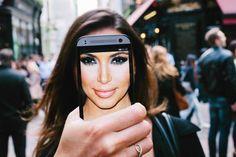 Dan Rubin's 'Phonies' Mock the Selfie Phenomenon with Celeb Faces #popculture trendhunter.com