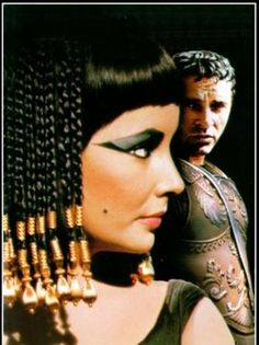 Cleopatra (Elizabeth Taylor) Cleopatra
