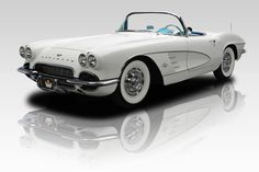 1961 Chevrolet Corvette - 1961 Chevrolet Corvette in Charlotte, North Carolina, United States  -  Listed price $ 69,900