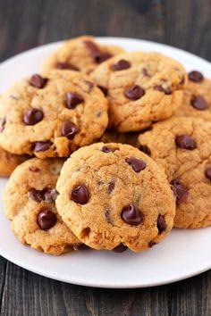 receta galletas de calabaza con chips de chocolate