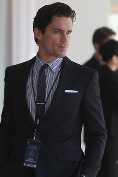Matt Bomer a.k.a. Christian Grey