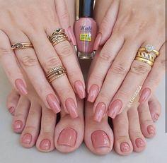 Polygel Nails, Cute Nails, Hair And Nails, Acrylic Nails, Toe Nail Color, Nail Polish Colors, Pretty Nail Colors, Pretty Nails, Nail Paint Shades