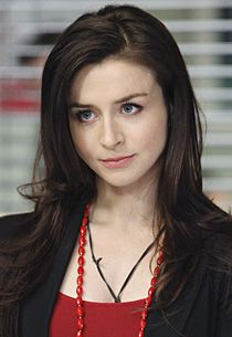Amelia Shepherd from Private Practice and Greys Anatomy. Hope she comes back into Derek's life again. I like her character :)