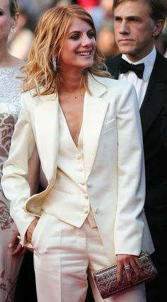 White suit inspiration