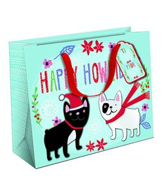 Look at this Merry Friends Gift Bag on #zulily today!