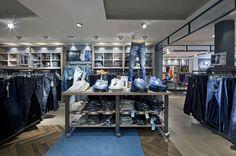 Next store by Dalziel and Pow, Leeds - UK