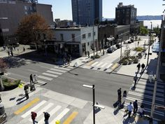 6 Places Where Cars, Bikes, and Pedestrians All Share the Road As Equals - CityLab