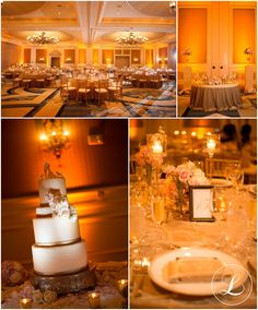 White Rose Entertainment Orlando Wedding DJ Venue The Ritz Carlton
