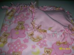 Kids Comfy Blanket with Teddys Comfy Blankets, Sewing, Kids, Young Children, Dressmaking, Boys, Couture, Sew, Children