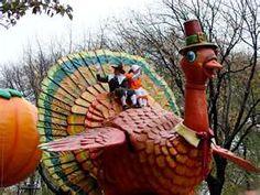 Macy's Thanksgiving Parade, Tom Turkey :0)