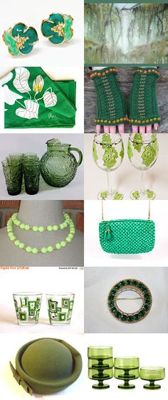 Get Ready For St. Patrick's Day! by livingavntglife on Etsy--Pinned with TreasuryPin.com