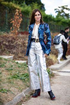 96caaf3af6f Turtlenecks Were a Street Style Essential on Day 1 of Paris Fashion Week