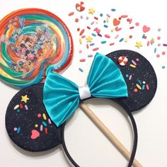 Vanellope Mouse Ears from shophouseofmouse