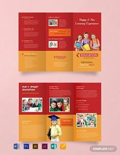 Your Professional Pin Tri Fold Brochure, Brochure Size, Brochure Cover Design, Free Brochure, Brochure Layout, School Brochure, Brochure Templates Free Download, Brochure Examples, Apps