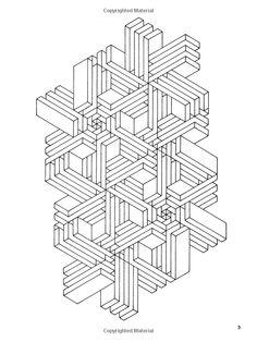 Dazzling Designs Coloring Book | Coloring - Geometrical Designs ...