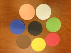Color Game Circles