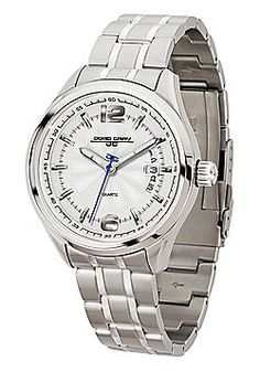 Revered for its fashionable timepieces, Jorg Gray creates modern, yet timeless, watches with a respect for traditional principles of precision and detail. Grey Watch, Casio Watch, Omega Watch, Latest Fashion, Bracelet Watch, Watches For Men, Unisex, Steel, Gray