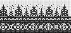17 Ideas Knitting Charts Patterns Fair Isles Mittens For 2020 Fair Isle Knitting Patterns, Fair Isle Pattern, Knitting Charts, Knitting Stitches, Knitting Designs, Knitting Yarn, Free Knitting, Knitting Abbreviations, Knitting Tutorials