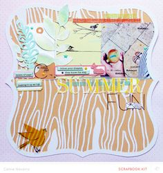 SUMMER FUN | MAIN SB KIT by celinenavarro at @studio_calico