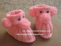 Kolay bebek patiği ve yapımı http://www.canimanne.com/kolay-bebek-patigi-ve-yapimi.html