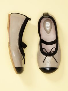 Infant/Toddler: Luxury Flat by Bloch on Gilt.com I want these for me!