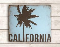 Hand-crafted painted wood signs. Located in by KokuaDesign on Etsy