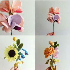 #feltflowers #feltfoliage #felt #creation #floral #feltdiy #diyfelt #diyweddingflower #weddingdiy #weddingflower