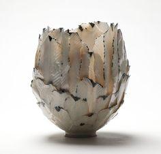 Jane Reumerts Ceramics via Art is a Way #art #sculpture #ceramics
