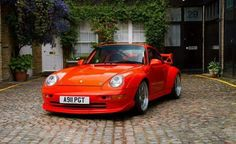Awesome 993 GT2