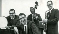 Pictured: The Dave Brubeck Quartet