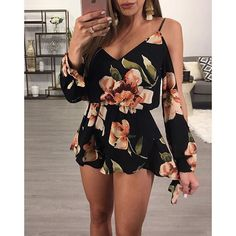 Our Dora Romper is back 😍😍😍 Cute Casual Outfits, Cute Summer Outfits, Girly Outfits, Mode Outfits, Chic Outfits, Pretty Outfits, Pretty Dresses, Spring Outfits, Casual Dresses
