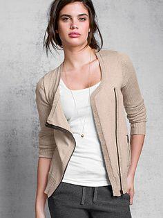 Victoria's Secret: Moto Jacket Size Medium