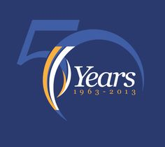 Emirates NBD - 50th Anniversary Logo Entry on Behance