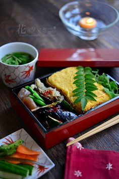 「つゆだく出汁巻き丼弁当」 - 花ヲツマミニ