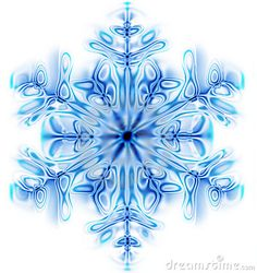 Snowflake, copo de nieve.