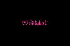 Design a logo for: kittykat - online naked selfies/porn website by mr.bigbones
