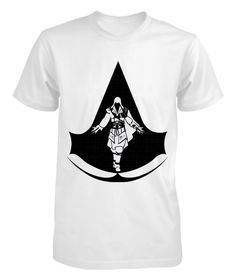EZIO from Assassins creed!  Click Reserve It Now Button Below To Grab Yours!  Choose from among various T-Shirt Designs and colours.  Available Payment Method via Debit/Credit Card, Direct Debit (Online Banking).   Follow us on : https://www.facebook.com/gilagamesmy
