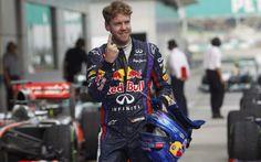 Formula 1: Sebastian Vettel