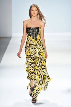 Prints - Carlos Miele Spring 2013 Ready-to-Wear Collection