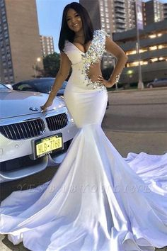 Shop long prom dresses and formal gowns for prom 2019 at Kemedress. Prom ball gowns, long evening dresses, mermaid prom dresses, long dresses for prom,body type & fashion sense. Check out selection and find the prom dress of your dreams! Black Girl Prom Dresses, Cute Prom Dresses, Prom Outfits, Mermaid Prom Dresses, Bridesmaid Dresses, Wedding Dresses, Dresses Uk, Long Dresses, Corset Dresses